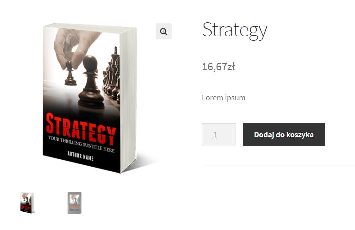 Strategy - produkt do pobrania w sklepie
