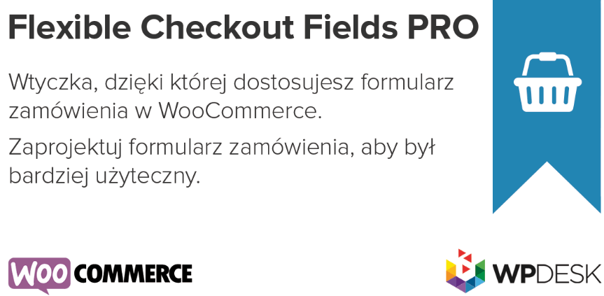 Flexible Checkout Fields