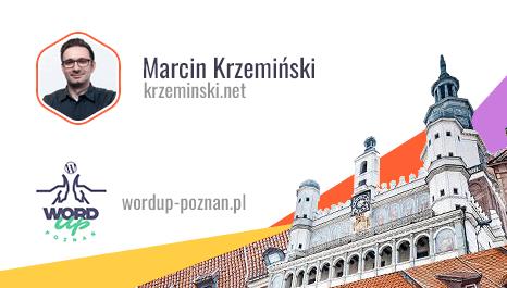 Wprowadzenie do WP-CLI - Marcin Krzemiński