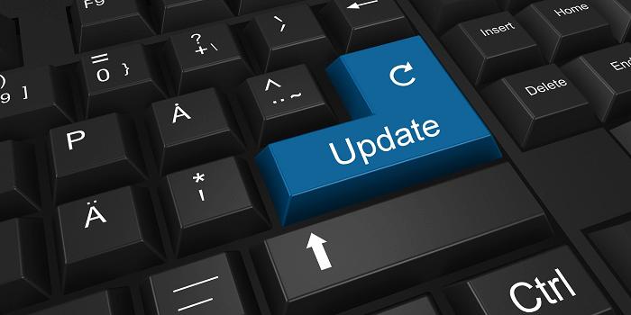 Bezpieczene aktualizacje